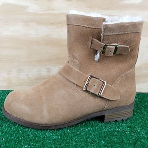 Bjorndal Vail Suede/Leather Ankle Boot Booties …